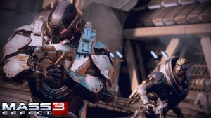 Mass Effect 3 screeny
