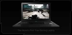 Unique UI in a gaming PC – Razer gaming laptop | ElectricSproket