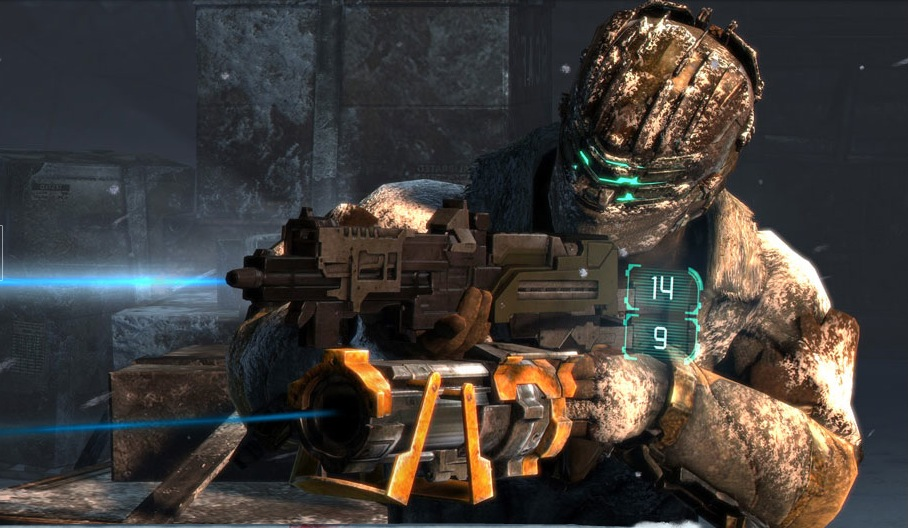 Dead Space 3 Trainer - Cheat Happens PC Game Trainers